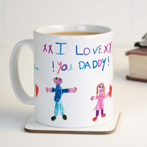 Personalised Artwork Mug