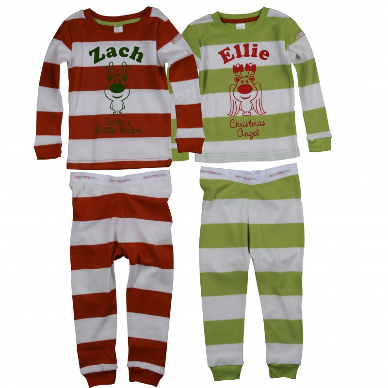 Personalised Christmnas Pyjamas