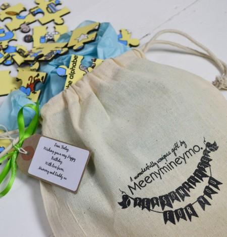 Meenymineymo gift bag