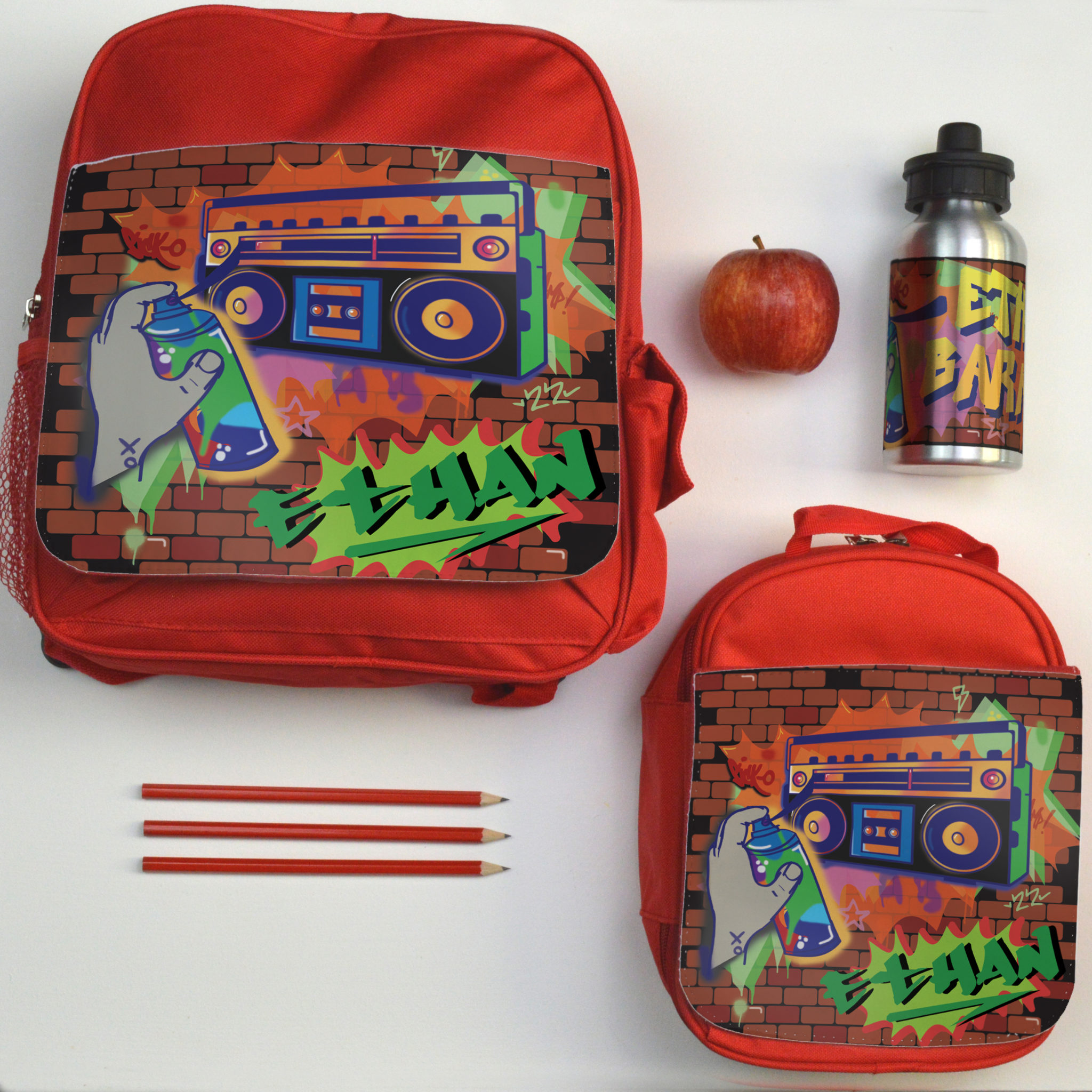 Back to school set