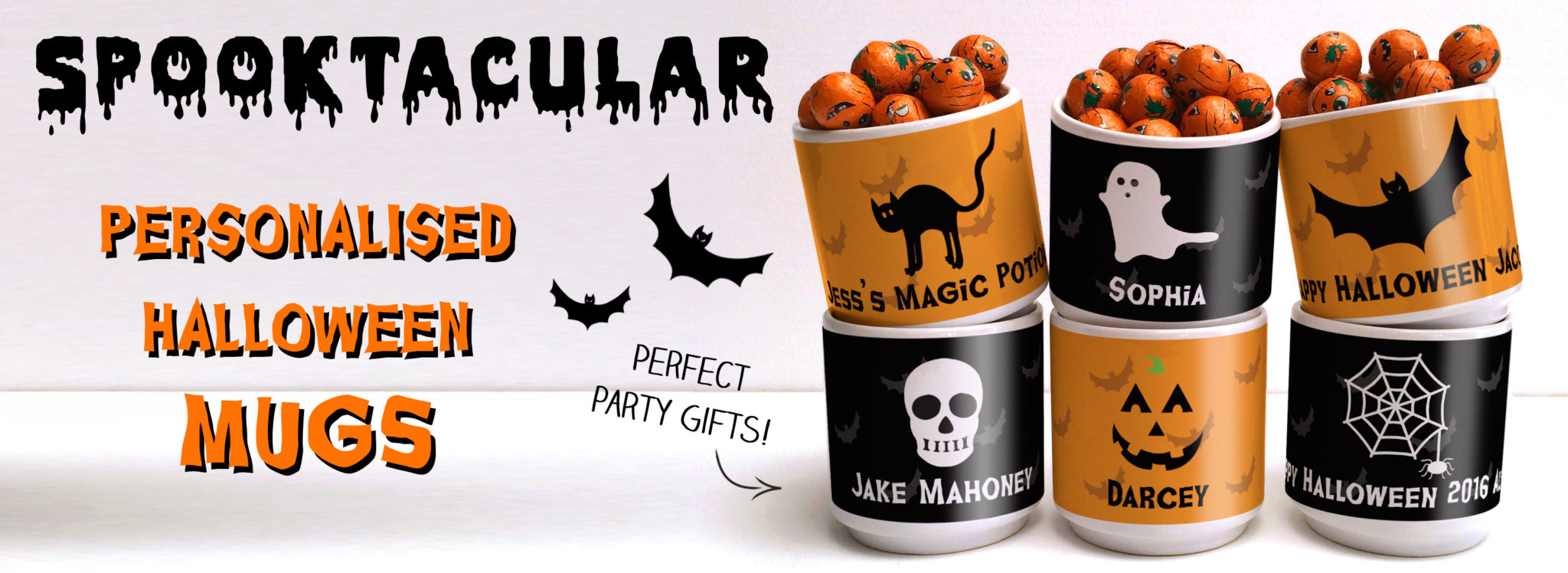 Personalised Halloween Party