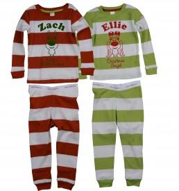 Personalised Christmnas Pyjamas