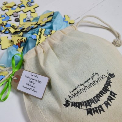 Meenymineymo gift bag