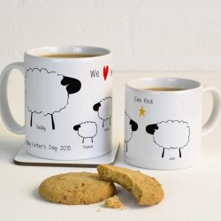 Personalised Sheep Mug