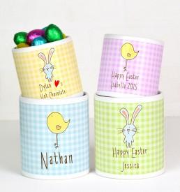 Personalised Easter Mugs