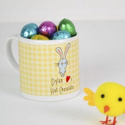 Personalised Easter Mug