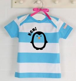 Personalised Organic Cotton Tshirt
