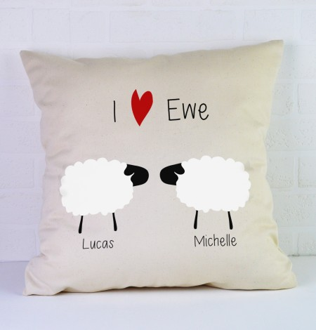 Personalised Sheep Cusion