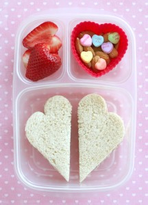 Valentines Lunch Box