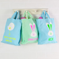Personalised Easter egg bags