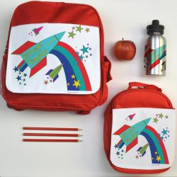 personalised back to school set